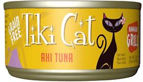 Tiki Cat Hawaiian Grill Ahi Tuna Grain-Free Canned Cat Food
