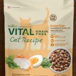 FRESHPET Vital Grain Free Chicken Recipe for Cats Complete Meal