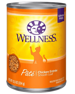 Wellness Complete Health Pate Chicken Entrée Canned Food
