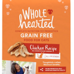 WHOLEHEARTED Grain-Free Chicken Formula Dry Food