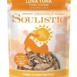 Soulistic Luna Tuna Tuna Dinner in Pumpkin Soup Pouches
