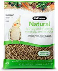 ZuPreem Natural