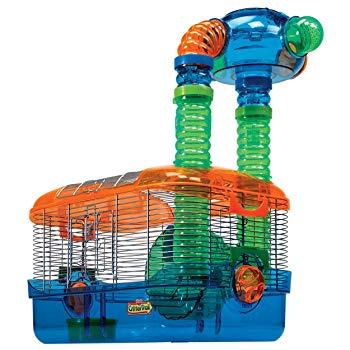 Kaytee CritterTrail Triple Play Small Animal Habitat