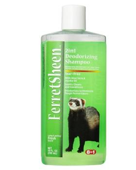 8 In 1 Ferretsheen 2-in-1 Deodorizing Shampoo