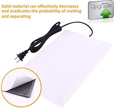Aiicioo Digital Thermostat Reptile Heating Pad