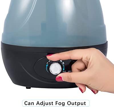 BETAZOOER Reptile Humidifier Mister Fogger