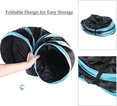 CO-Z Collapsible Rabbit Tunnel