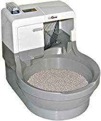 CatGenie Self-Washing Self-Cleaning Litter Box