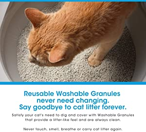 CatGenie Self-Washing Self-Cleaning Litter Box