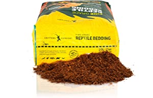 Critters Comfort Coconut Reptile Bedding Organic Substrate