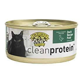 Dr. Elsey's cleanprotein Duck Recipe Grain-Free Canned Cat Food