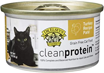 Dr. Elsey's Cleanprotein Turkey Formula Canned Cat Food