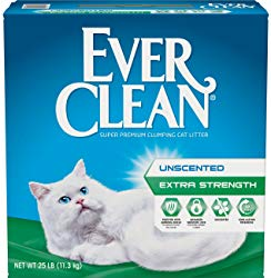 Ever Clean Extra Strength, Clumping Cat Litter