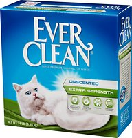 Ever Clean Extra Strength Unscented Clumping Clay Cat Litter