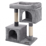 FEANDREA Cat Tree for Large Cats