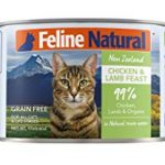 Feline Natural Chicken & Lamb Feast Grain-Free Canned Cat Food