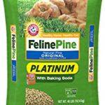 Feline Pine Original Non-Clumping Wood Cat Litter