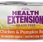 Health Extension Grain-Free Chicken & Pumpkin Recipe Canned Cat Food