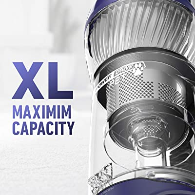 Hoover Power Drive Bagless Multi Floor Upright Vacuum Cleaner