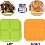 Hyper Pet IQ Calm Slow Feeder Cat & Dog Treat Mat