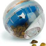 Pet Zone IQ Treat Dispenser Ball Dog Toy