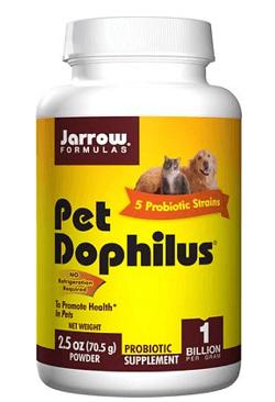 Jarrow Formulas Pet Dophilus Powder for Dogs & Cats