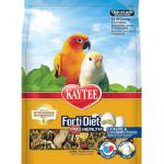 Kaytee Egg-Cite! Forti-Diet Pro Health Conure & Lovebird Food