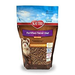 Kaytee Fortified Diet with Real Chicken Ferret Food