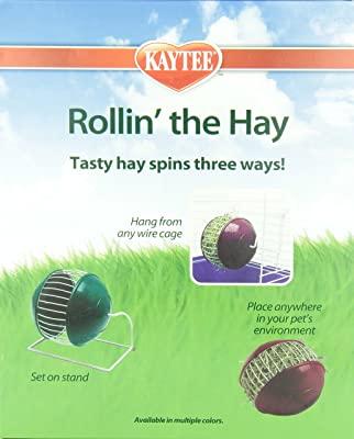 Kaytee Rollin' the Hay Dispenser