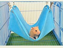 Winter Warm Plush Hammock Swing Hanging Bed House