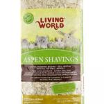 Living World Aspen Shavings Small Animal Bedding