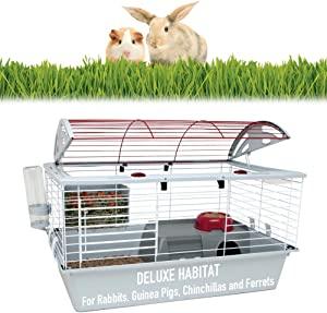 Living World Deluxe Small Animal Habitat