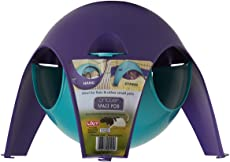 Lixit Critter Space Pod Small Animal Hideout