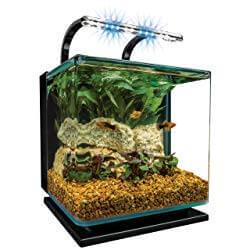 Marineland Contour Rail Light Aquarium Kit