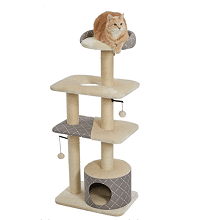 MidWest Homes for Pets Cat Tree   Tower Cat Furniture