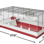 MidWest Wabbitat Deluxe Rabbit Home