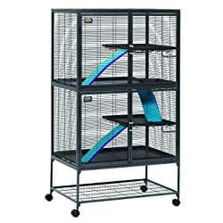 MidWest Critter Nation Deluxe Small Animal Cage