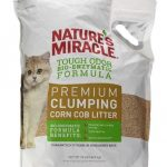 Nature's Miracle Premium Scented Clumping Corn Cat Litter