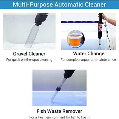 NICREW Automatic Gravel Cleaner