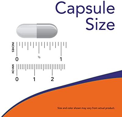 NOW Supplements, Saccharomyces Boulardii,Probiotic 5 Billion CFU, 60 Veg Capsules