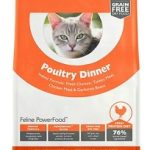Only Natural Pet Feline PowerFood Poultry Dinner Grain-Free Dry Cat Food