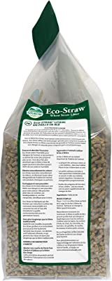 Oxbow Animal Health Eco-Straw Litter