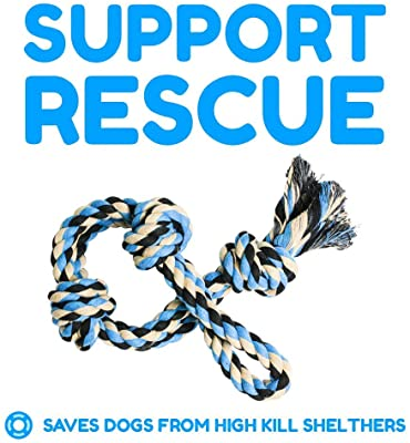 Pacific Pup Tug Rope