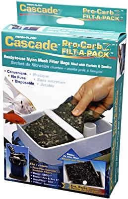Penn-Plax Cascade Aquarium Canister Filter