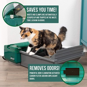 Pet Zone Smart Scoop Automatic Litter Box