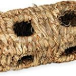 Prevue Hendryx 1092 Nature's Hideaway Grass Tunnel Toy