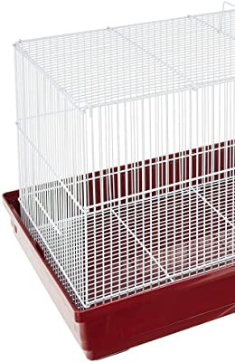 Prevue Hendryx SP2060R Deluxe Hamster and Gerbil Cage