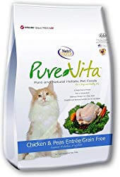 PureVita GrainFree Chicken Entree Dry Cat Food
