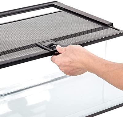 REPTIZOO Mini Reptile Glass Terrarium Tank