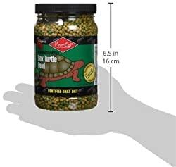 Rep-Cal Maintenance Formula Box Turtle Food Fruit